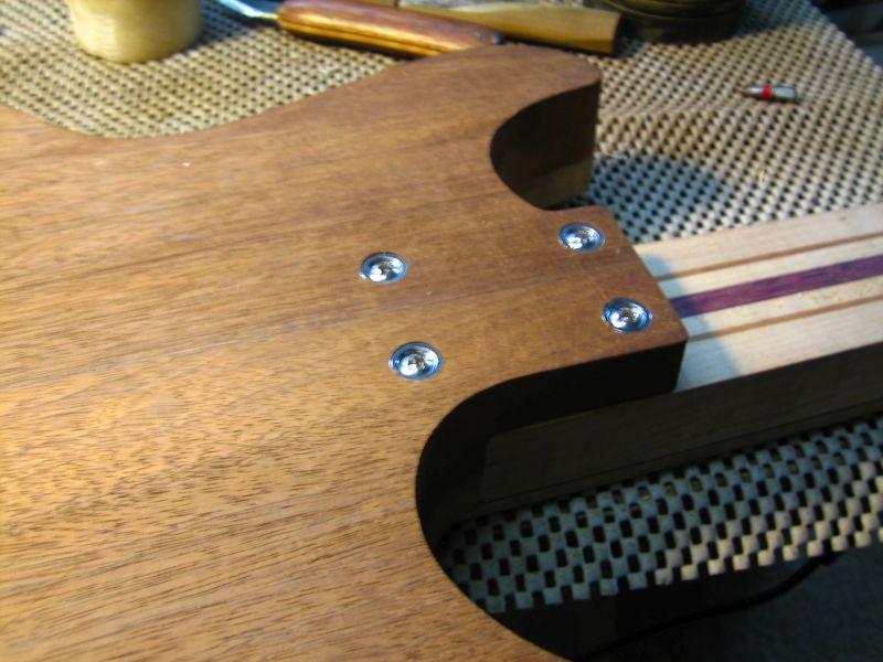 Fabrication d'une guitare Electrique : Terminée le 26/12/2014 - Page 2 115