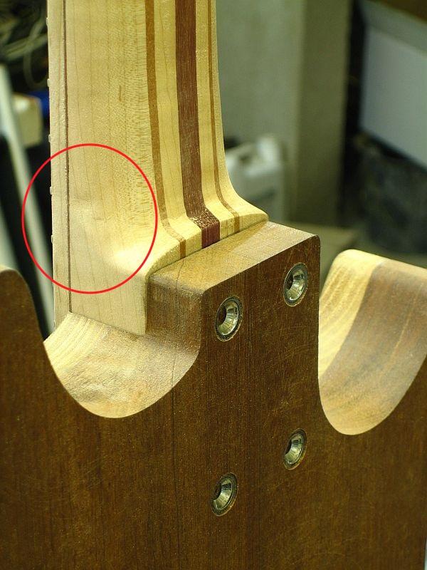 Fabrication d'une guitare Electrique : Terminée le 26/12/2014 - Page 2 133
