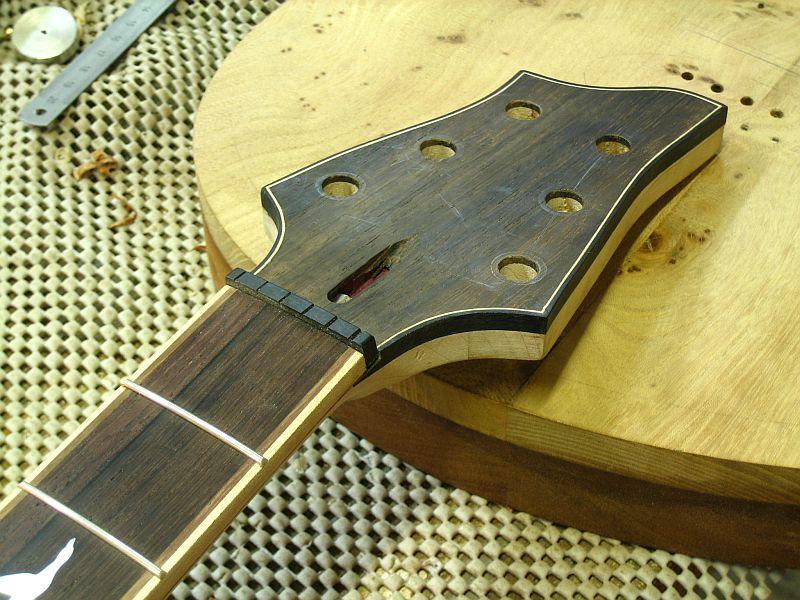 Fabrication d'une guitare Electrique : Terminée le 26/12/2014 - Page 2 141