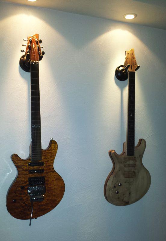 Fabrication d'une guitare Electrique : Terminée le 26/12/2014 - Page 3 178