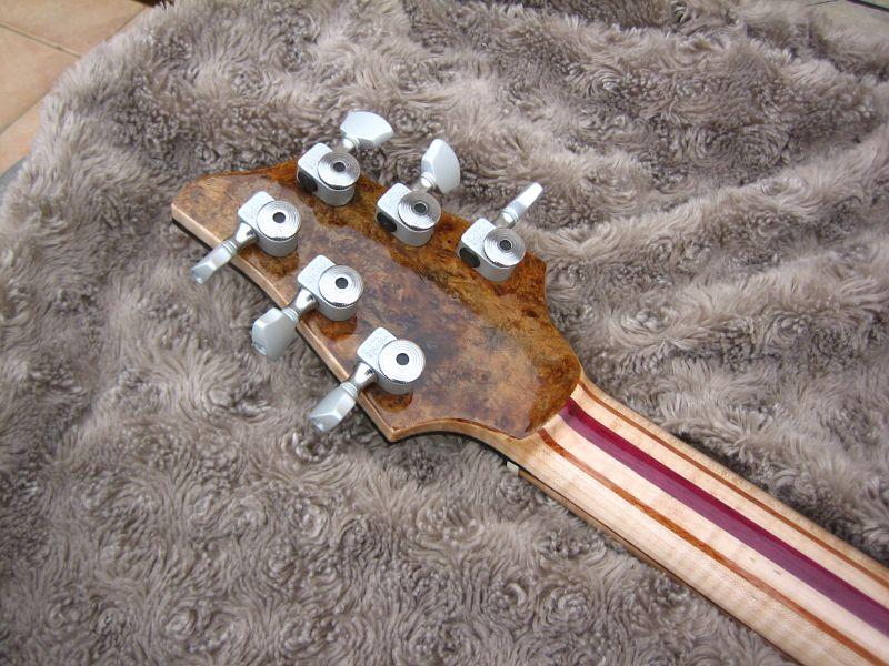 Fabrication d'une guitare Electrique : Terminée le 26/12/2014 - Page 4 218