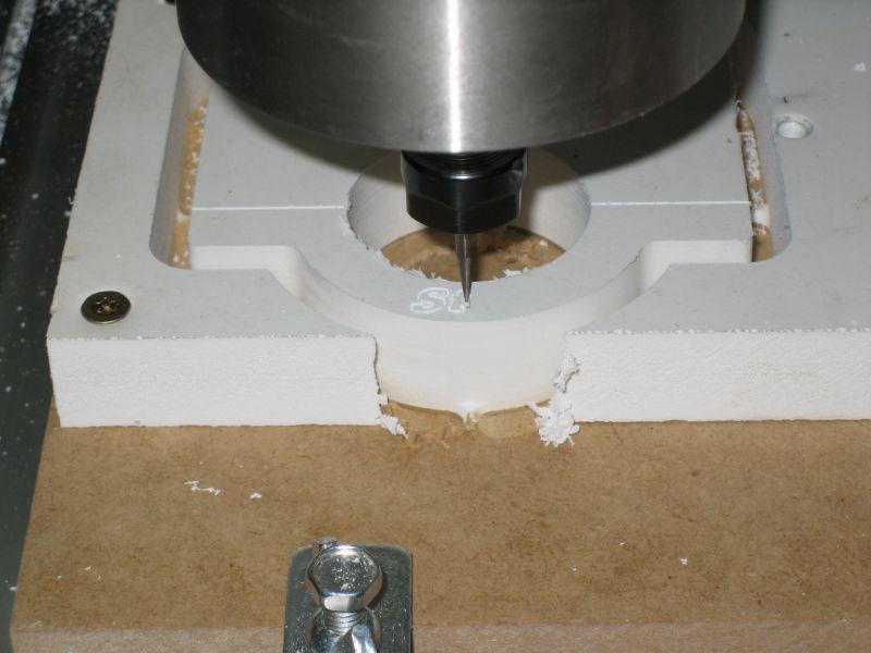 Une CNC de plus... La 6040 de Strib 038