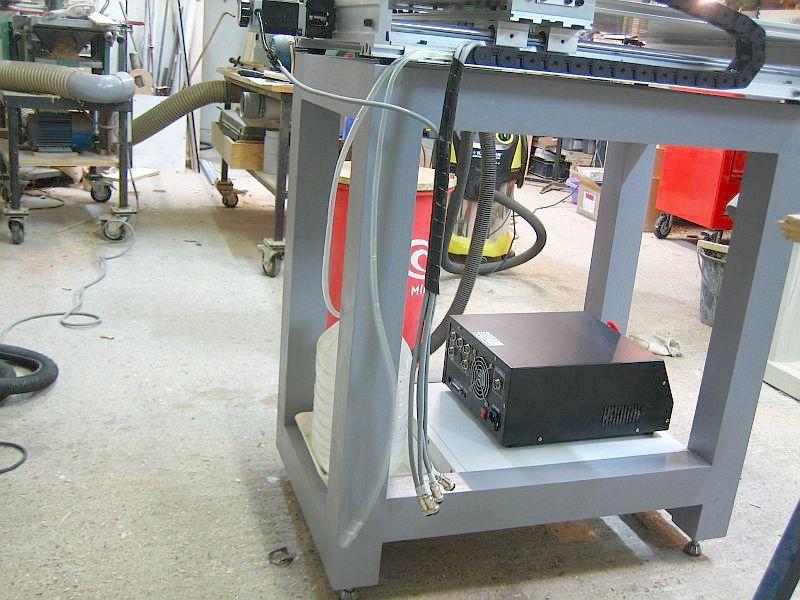 Une CNC de plus... La 6040 de Strib - Page 3 035