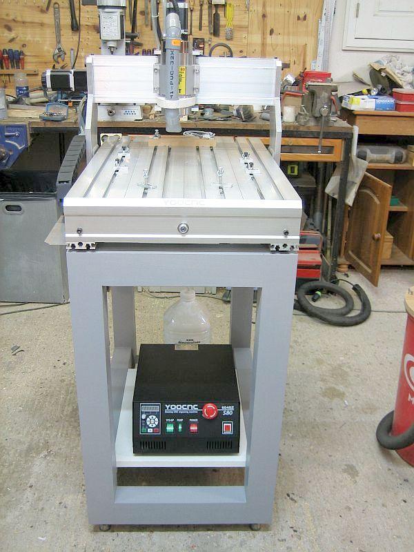 Une CNC de plus... La 6040 de Strib - Page 3 040