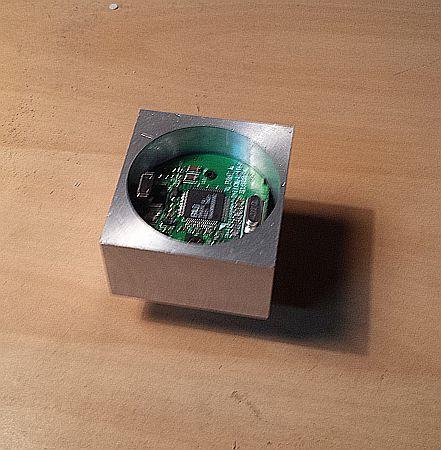 """Une Webcam """"tout métal"""" ;) W010"""