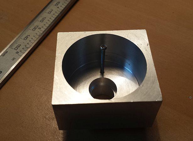 """Une Webcam """"tout métal"""" ;) W011"""