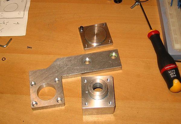 """Une Webcam """"tout métal"""" ;) W035"""
