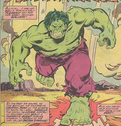 Hulk Hulksavage