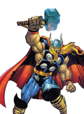 Thor Thor_front