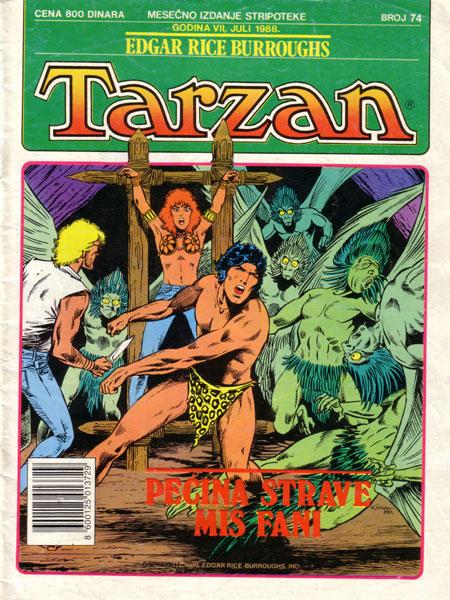 Tarzan, gospodar džungle TAR_MP_74