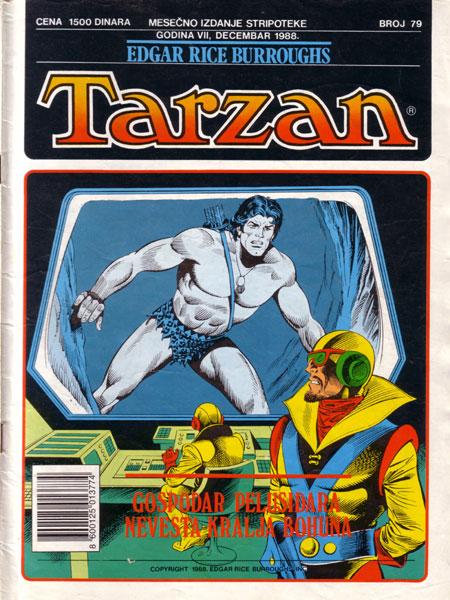 Tarzan, gospodar džungle TAR_MP_79