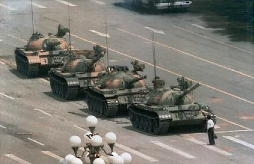 I diritti civili e le uguaglianze Tienanmen