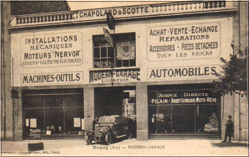 Garages anciens - Page 2 36-MODERN-GARAGE-CHAPOLARD-ET-SCOTTE-Bourg-en-Bresse-01-ancien-garage