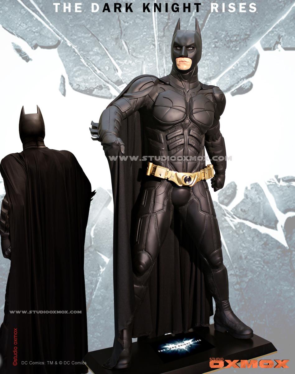OXMOX Batman The Dark Knight Rises 1/1 Statue Batman_dark_knightr_1xl