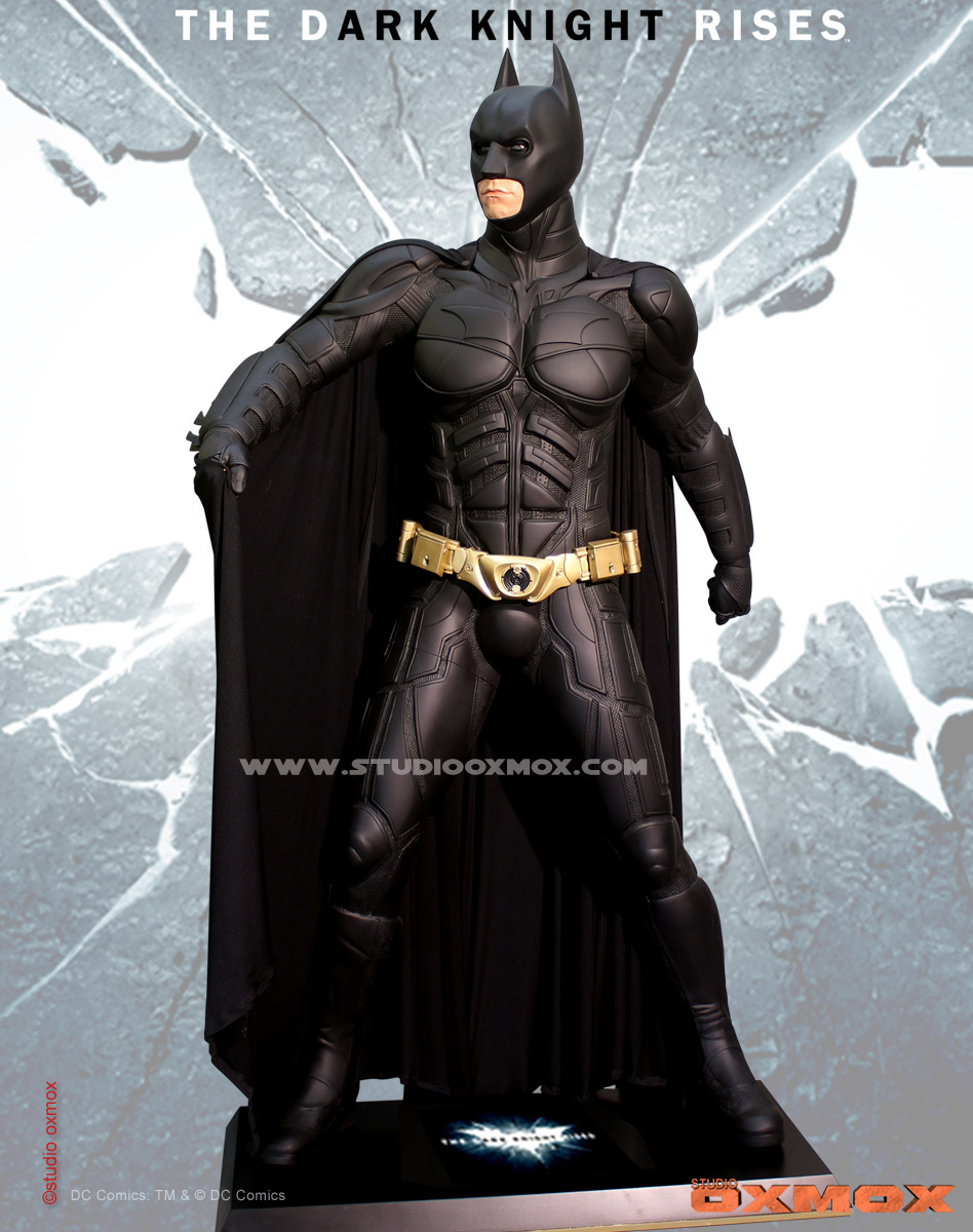 OXMOX Batman The Dark Knight Rises 1/1 Statue Batman_dark_knightr_4xl