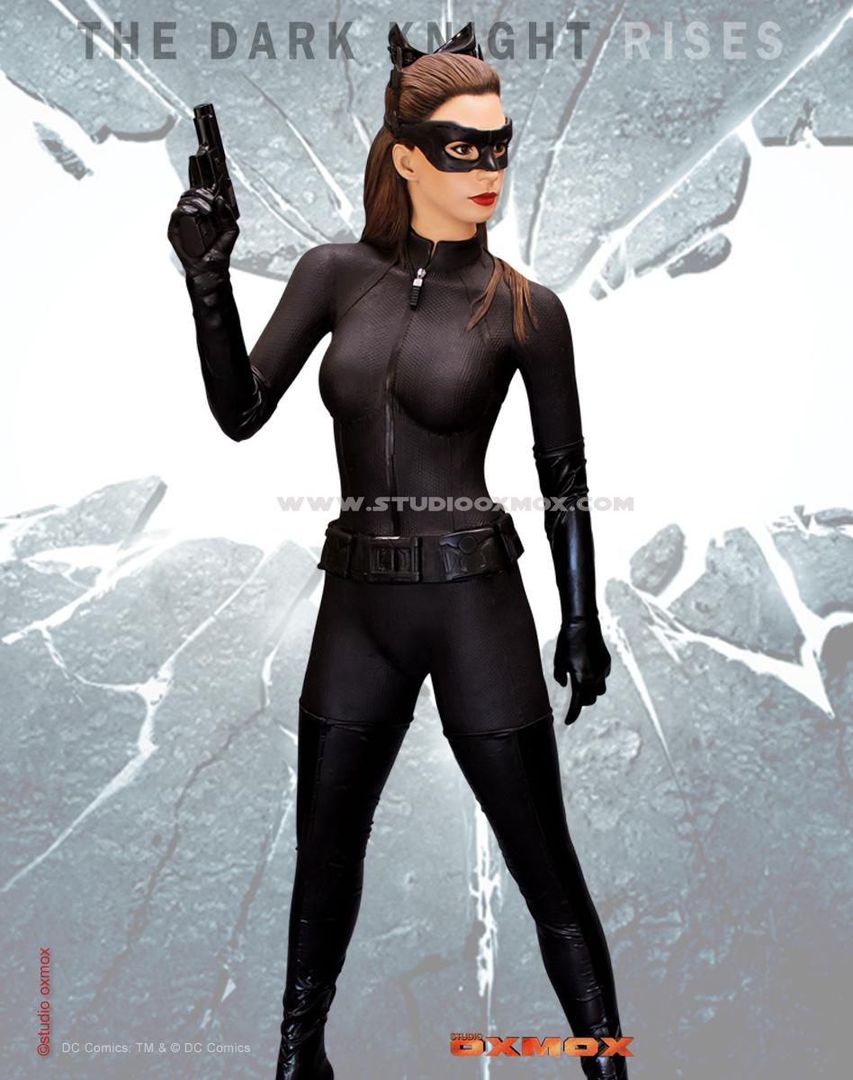 OXMOX Catwoman The Dark Knight Rises 1/1 Statue Catwoman_dark_knight_3xl