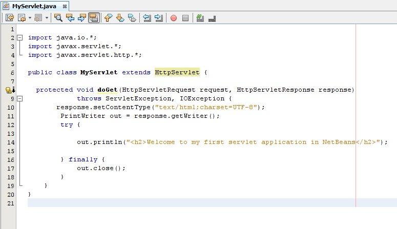التعامل مع Java Servlets Steps-to-create-servlet-application-in-netbeans5