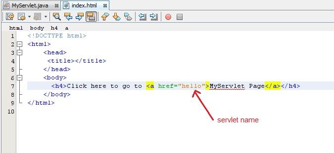التعامل مع Java Servlets Steps-to-create-servlet-application-in-netbeans7