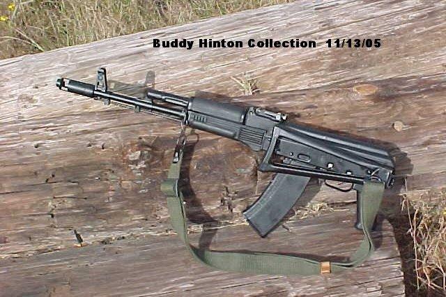 بندقية الاقتحام الآلية (كلاشينكوف) AK74_BulgMineB