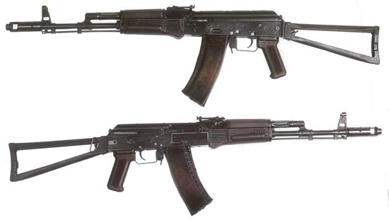 AK cheap full metal ? AK74_FolderLR