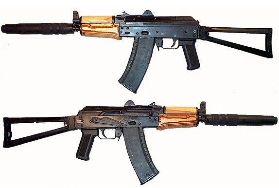 بندقية الاقتحام الآلية (كلاشينكوف) AK74_KRINK.16bblLR