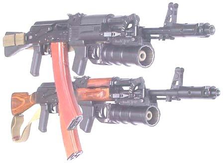بندقية الاقتحام الآلية (كلاشينكوف) AK74_wGP30_A