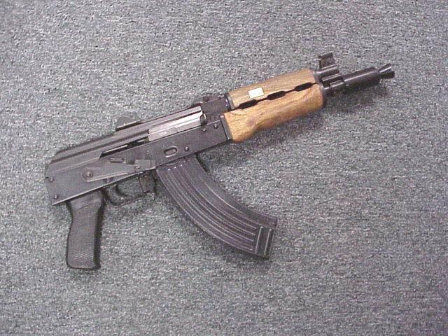 بندقية الاقتحام الآلية (كلاشينكوف) AK_YugoKrinkPistol