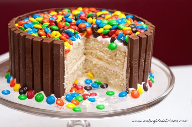Happy Birthday Den. 22-Delicious-Birthday-Cakes-Recipes-for-the-Best-Birthday-Ever-1-620x411