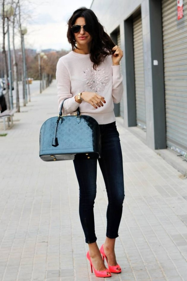 luxury clothing Style-Inspiration-for-This-Week-20-Trendy-Street-Style-Combinations-12-620x930