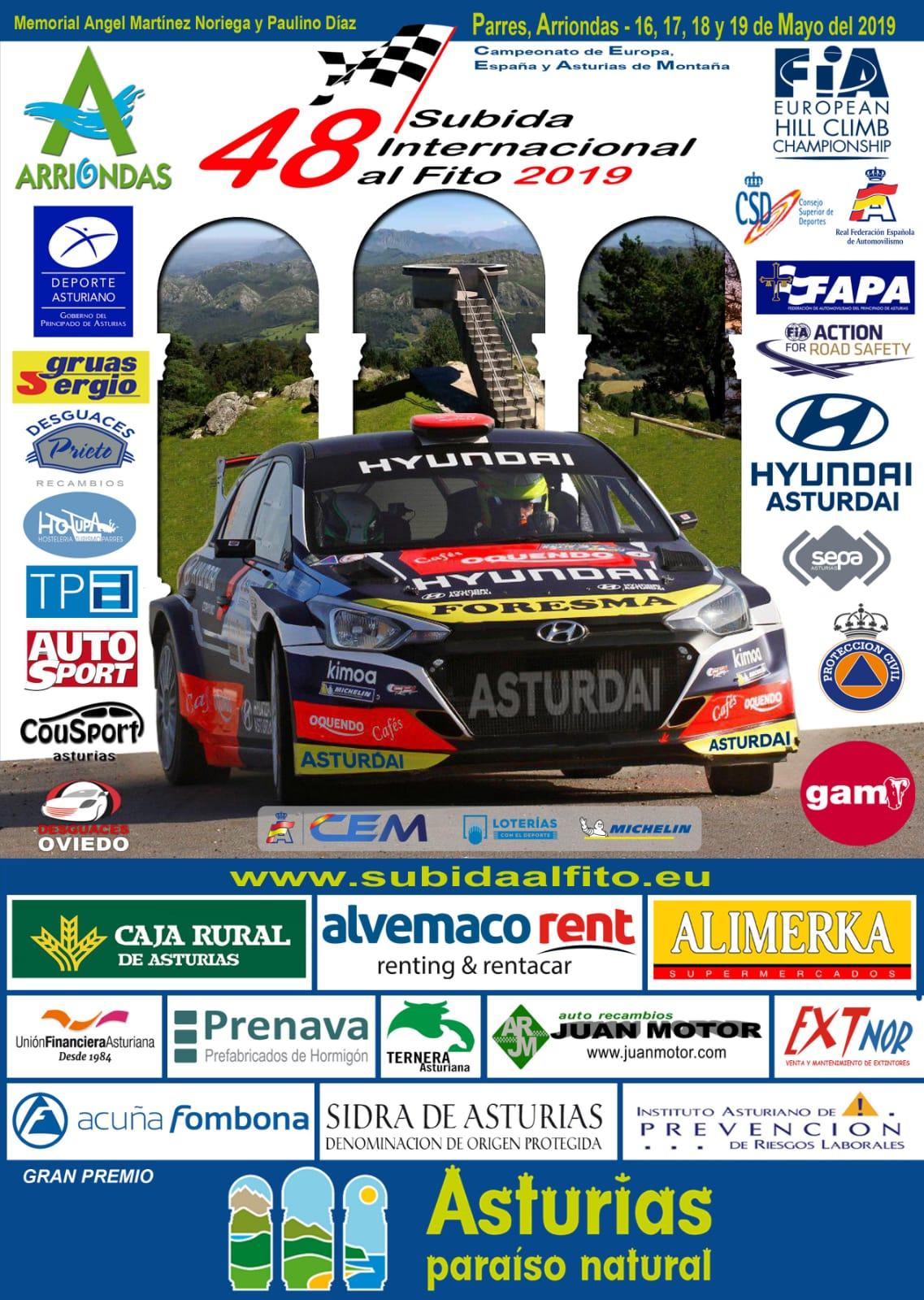 Campeonatos de Montaña Nacionales e Internacionales (FIA European Hillclimb, Berg Cup, MSA British Hillclimb, CIVM...) - Página 27 Cartel%20anunciador%202019