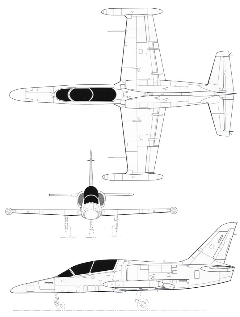 العراق يشتري 24 طائرة قتالية وتدريبية من التشيك  L-159_05