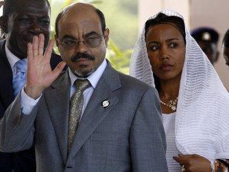 أحداث جارية  Ethiopian_prime_minister_meles_zenawi_and_his_wife_arriving_at_the_african_union_summit_in_2007._afp-file-b24e6