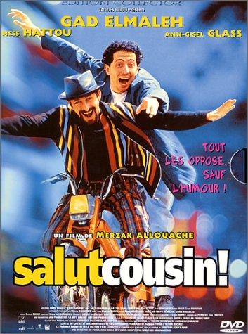 MARABOUT DES FILMS DE CINEMA  - Page 2 ALLOUACHE_Merzak_1996_Salut-Cousin_poster
