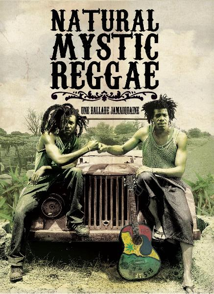 Le reggae COMMEILLAS_David_2006_Natural-Mystic-Reggae_0_poster
