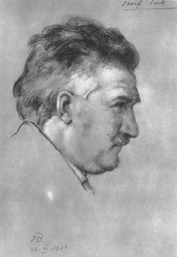 Josef SUK (1874-1935, tchèque) JS_HB