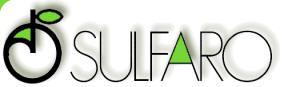 Sulfaro LogoSULFAROCOA