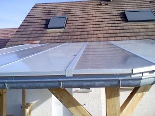 Rénovation toit de véranda/terrasse (pvc -> tôle) Pcalv_trad