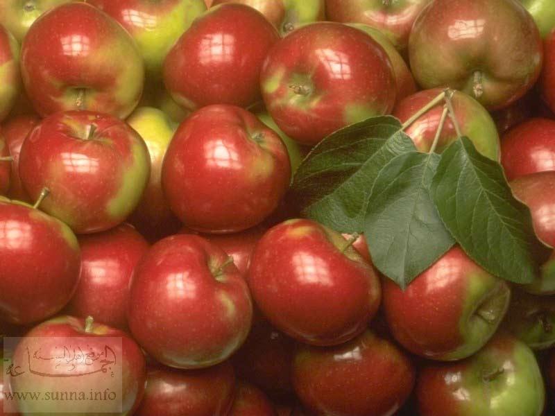هيااااا لنسكن معاااا..ستار أكاديمي المنتدى.... - صفحة 4 Red-green-apples