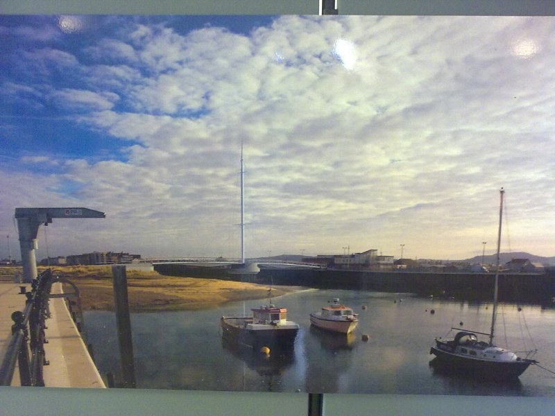 Proposed Rhyl Harbour Development Plans 13072009498