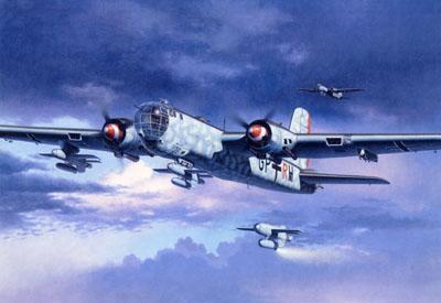 Luftwaffe 46 et autres projets de l'axe à toutes les échelles(Bf 109 G10 erla luft46). 993_rn