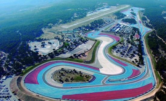 Vidéo Secma F16 par M6 Turbo 10/11/2013 essai & démonstration circuit de Clastres  Circuit_Paul_Ricard_supertrackday