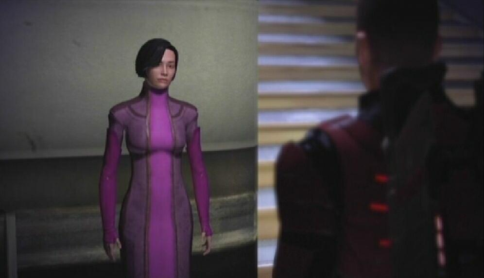 Wrex on the Citadel DLC? Ca-emilywong