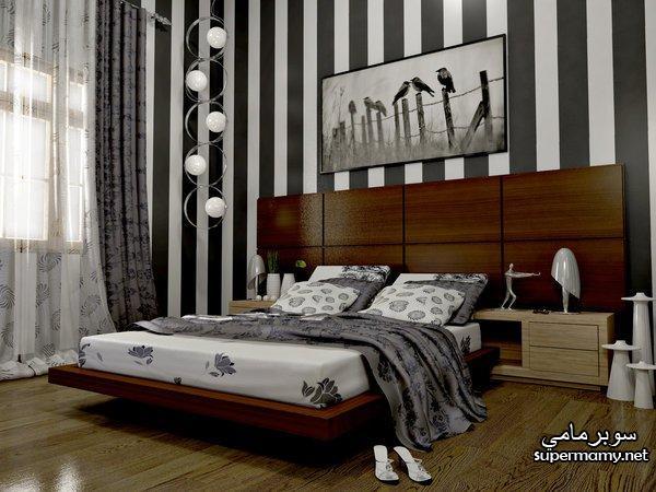 ديكورات غرف نوم بسيطه وفخمه 2011 Supermamy13e776f155