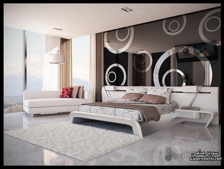 ديكورات غرف نوم بسيطه وفخمه 2011 Supermamy91463fd730
