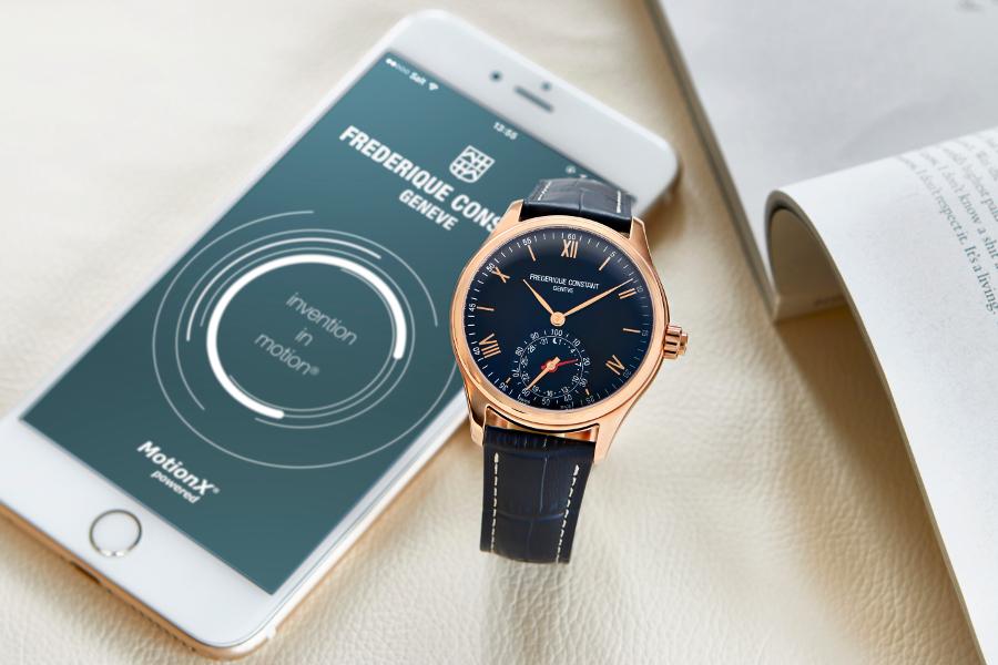Alpina - Avis demandé : Alpina / FC horological smartwatch Frederique_Constant_2016_Horological_Smartwatch_FC-285N5B4_1