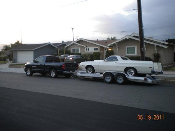 Tilt bed trailers Dscn1565