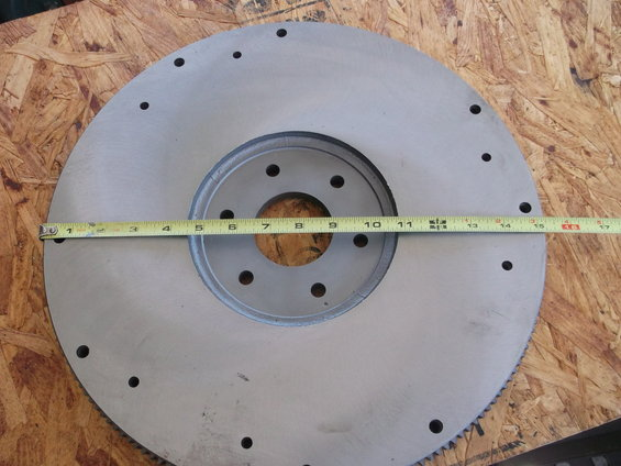 FS: NOS D9TE-6380-BB FE/370/429/460 flywheel.. SOLD, Thx Dscf1620
