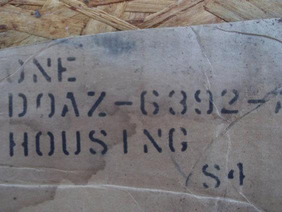 FS:  NOS D0AZ-A Boss 429, CJ, SCJ bellhousing, C9AE-E casting..SOLD, thx Dscf1623