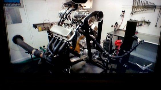 Jon Kaase SR71 Cylinder Heads 20180811_105628