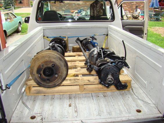 My Solid Axle Swap build Dsc05022